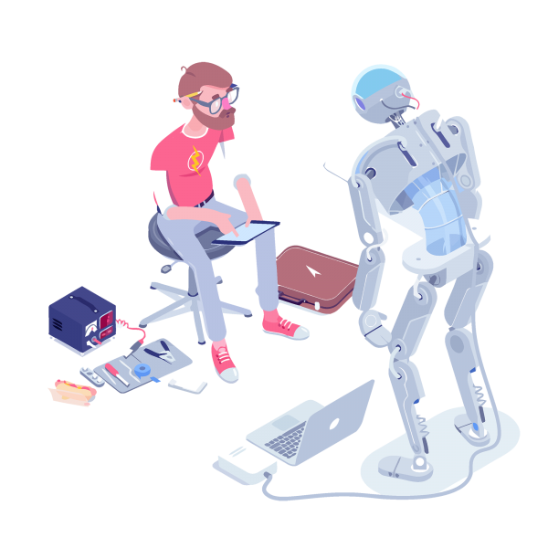 robot reset